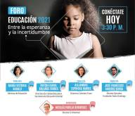 [Video] Foro educación 2021: entre la esperanza y la incertidumbre