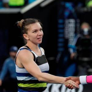 Simona Halep superó a Venus Williams