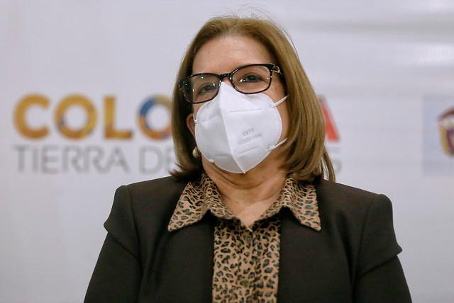 Margarita Cabello, procuradora general.