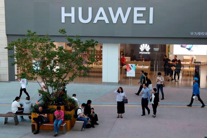 El Gobierno de EE.UU. incluyó la semana pasada a Huawei en una lista de compañías y personas a las que se veta el acceso a tecnología estadounidense.//EFE