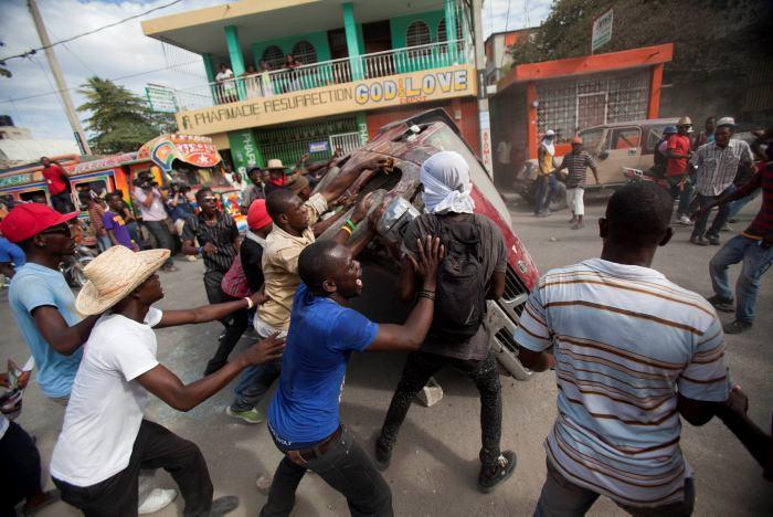 Recuerdan quinto aniversario del terremoto en Haití | maremoto | EL  UNIVERSAL - Cartagena | EL UNIVERSAL - Cartagena