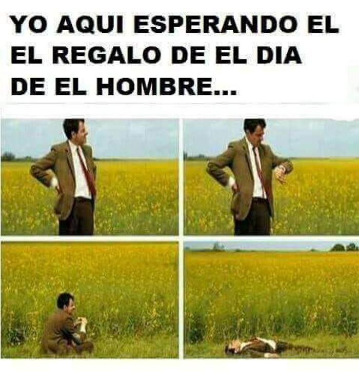 Día del Hombre: los memes más divertidos que dejó esta fecha   EL UNIVERSAL - Cartagena