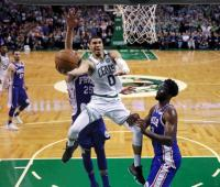 Celtics de Boston vs. 76ers de Philadelphia