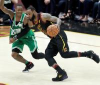 Cleveland vs Boston