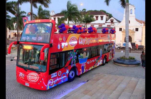 citysightseeing buses cartagena
