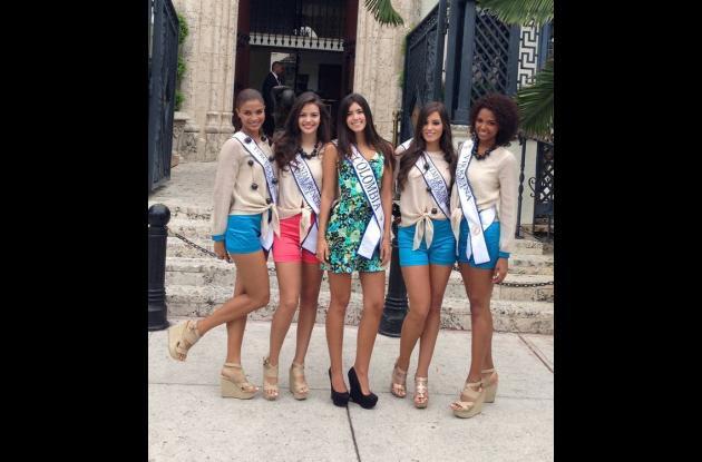 Las más bellas en Miami