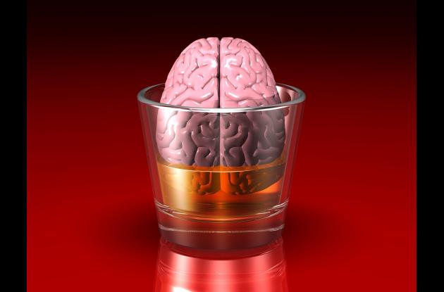 ALCOHOL CIRROSIS CEREBRO
