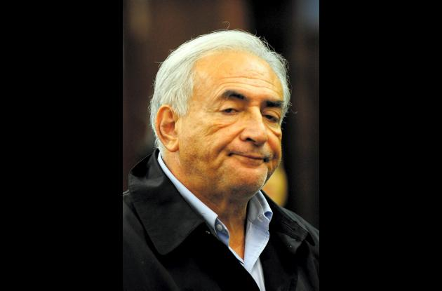 Dominique Strauss-Kahn, director del Fondo Monetario Internacional (FMI).