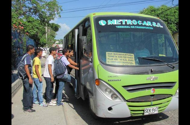 Metrocar y Tecnológico Comfenalco