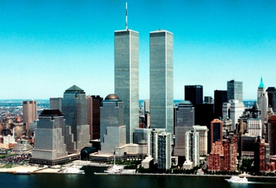 World Trade Center en 1990