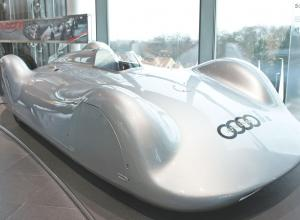 Auto Union Tipo C Streamlier 500 HP.